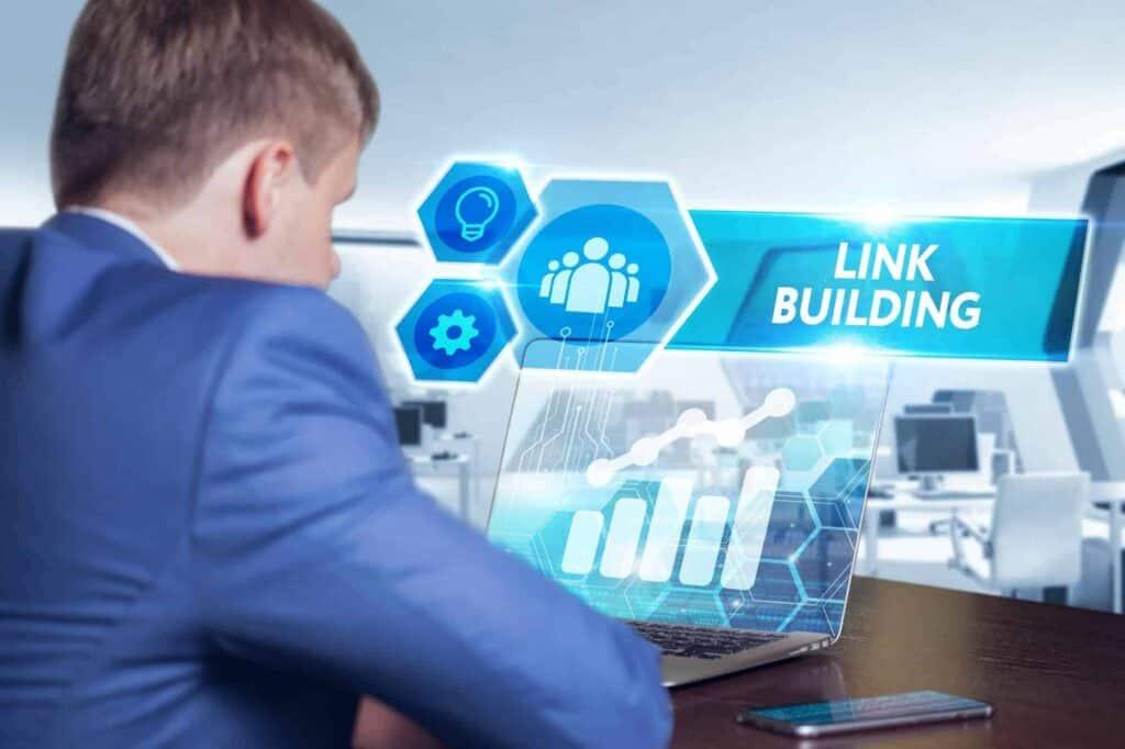 link building specialist