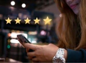 respond to customer reviews